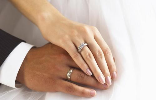 Как правильно подобрать размер обручального кольца. Обручальные кольца 6943156597050