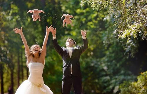 fed277900974aed Идеи для свадебной фотосессии   Свадьба   Статьи