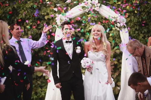 Сценарий фруктовой свадьбы