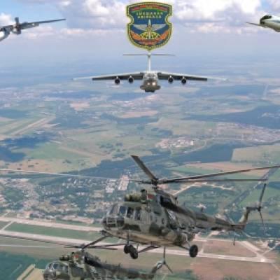 12.04 День войск противовоздушной обороны Беларуси