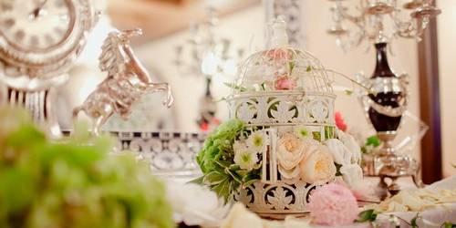 Свадьба в стиле Shabby Chic
