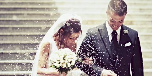 Поздравления молодым на свадьбу