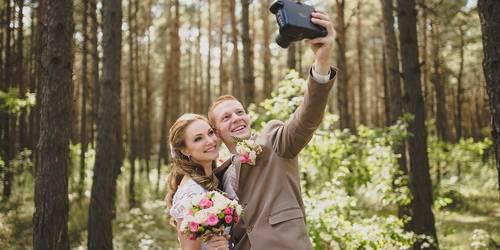 Составляем маршрут свадебной прогулки