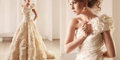 Свадебные платья в стиле casual