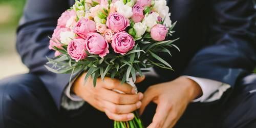 Свадебный букет невесты как символ любви и счастья