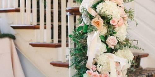 Украшаем дом к свадьбе