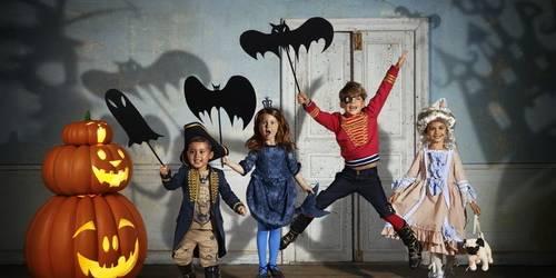 Сценарий проведения детского Хелоуина с изучением английского