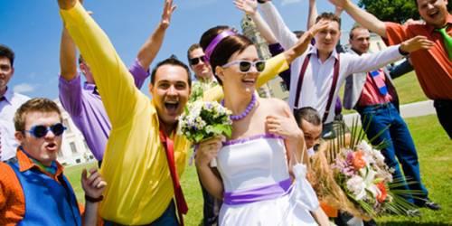 Что придумать на второй день свадьбы.