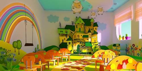 Сценарий открытия детского сада