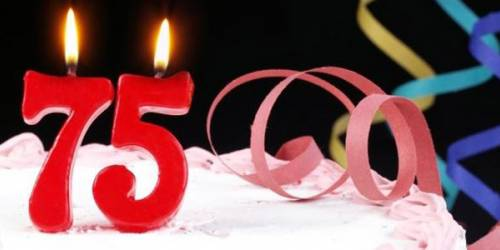 Сценарий юбилея 75 лет мужчине