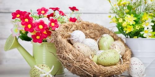 Сценарий праздника Пасхи для детей 5-7 лет