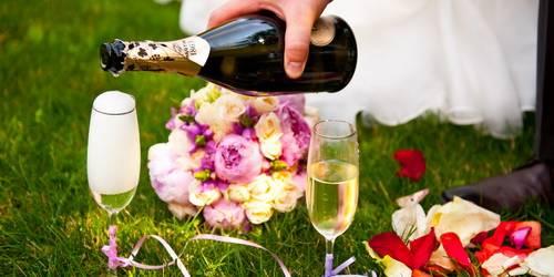 Лучшие свадебные тосты