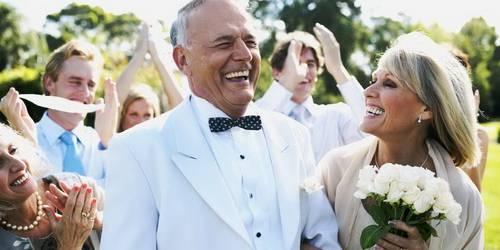 Тосты на золотую свадьбу