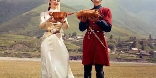 Кавказские тосты на все случаи жизни