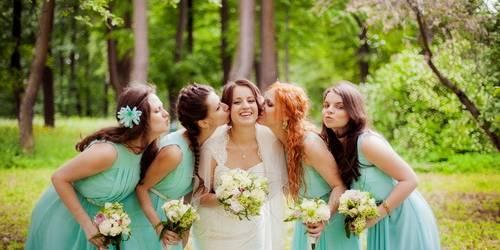 Как выбрать свидетельницу для свадьбы